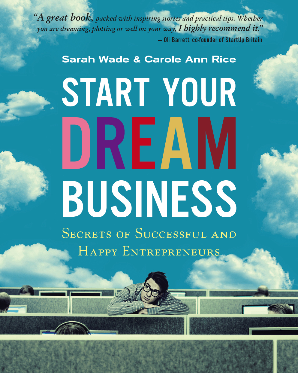 Business Book Cover Job ~ Start your dream business find job